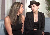 Lorene Valencay et Gwenola se réconcilient avec une bite