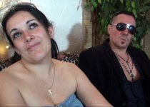 Mariza baisée devant son mari