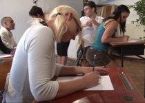 Pryscilla Lopez, Mariam et Amelie Pucycat s'offrent une partouze